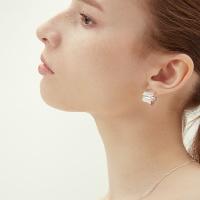 cay hoop earring-S