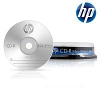 HP 공CD-R 700MB 52x 케익 10장