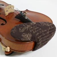 바이올린 핸드메이드 턱받침 커버 V-모델 No23