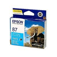 엡손(EPSON) 잉크 C13T087290 / NO.87 / 청록 / Stylus Photo R1900