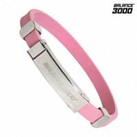 [Balance3000] 발란스3000 올림피아 게르마늄 팔찌-핑크