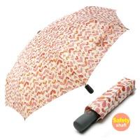 3단 안전중봉 자동우산(양산겸용) - 어메이징(PK)