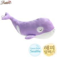 해피릴렉스 바디필로우 인형쿠션-돌고래(70cm)