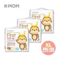 케이맘 처음 팬티기저귀(특대형) 3팩