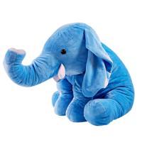 이젠돌스 점보엘리 대형 코끼리인형 블루