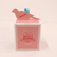 아이씨엘 리본벨 - Pink lovely bird