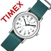 [국내발송]타이맥스 정품 핫이슈 위켄더시계 여성용 -  그린 T2N915