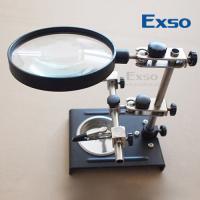 엑소 납땜 보조 확대경 EX-F90
