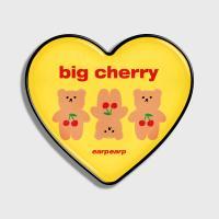 Three cherry big bear-yellow(hearttoktok)