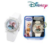 [Disney] 디즈니 겨울왕국 아동 플래시 전자손목시계 (FZN3579)