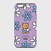 Bear flower garden-purple(터프/슬라이드)