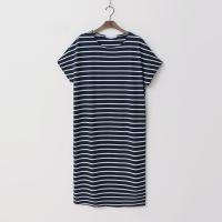 Cotton Marine Stripe Dress