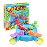 해피플레이 개구리알먹기 인기 보드게임 추천 장난감
