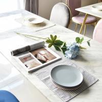 [채우리] 마크 대리석 1400 4인 식탁 테이블