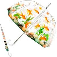 골드피시 해비타트 - 투명장우산