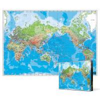 2000피스 직소퍼즐 - 세계 지도 (미니)