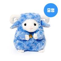 대관령 양떼인형-블루(중형)