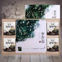 [18년추석] (원조)죽염광천캔김4P전장 18-2