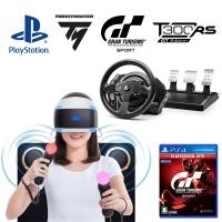 PS4 그란투리스모 스포트 + T300RS GT + 사운드4D