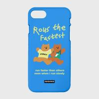 Rous the fastest-blue(color jelly)