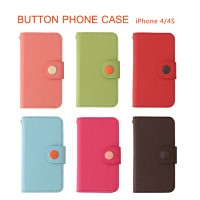 button phone case - iPhone4/4S