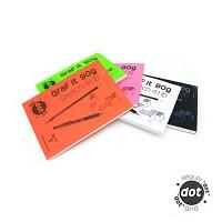 [클레르퐁텐]  그라파잇 도트 화이트 스케치북(A5)  색상랜덤발송