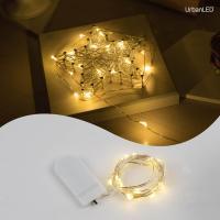 어반 LED 와이어전구 기본형 실버선