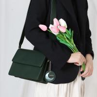 (달거울 증정/탄생석) Two way Bag (M) - Green
