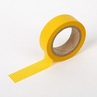 Masking Tape single - 06 Yellow dot