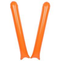 응원용막대풍선-오렌지(1쌍)