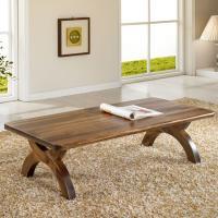 [채우리] 하나린 소나무 원목좌탁 1200
