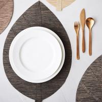 방수 식탁 테이블 매트 폴리지L