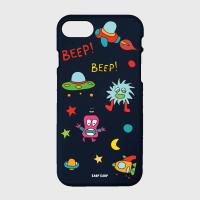Space beep-navy(color jelly)