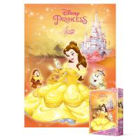 150피스 직소퍼즐 - 미녀와 야수 프린세스 벨