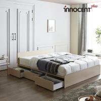 [이노센트] 리브 메디오 멀티수납형 침대 Q/K
