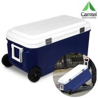 캠텔 ST8000 80리터 아이스박스 (블루)