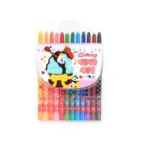 4000 빙글빙글 색연필 (12색/여)