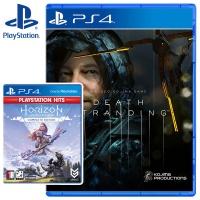PS4 데스스트랜딩 + 호라이즌 컴플리트 에디션 PS HIT