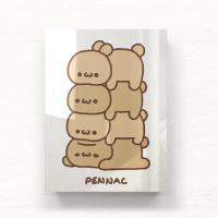 에센스다 토끼토끼 대형 아크릴액자  by 펜낙(274578)