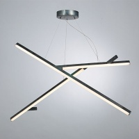 LED 플래시 펜던트3등 - 지그재그