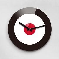 Reflex 무소음벽시계(대) TRE280-BK
