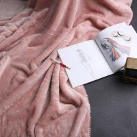 로라베어 극세사 담요-블랑켓 밍크 담요 하프사이즈 - B35