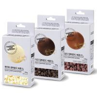 큐원 홈베이킹 컴파운드 버튼 고급 초콜릿 (중탕용)