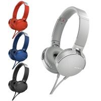 SONY 헤드폰 MDR-XB550AP