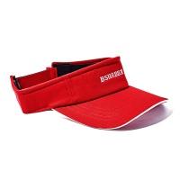 [비에스래빗] BSRABBIT_sun visor_Red