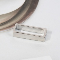 대형 직사각 큐브 스카프링