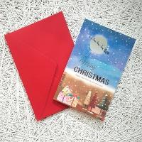 Merry Christmas 크리스마스카드 CN-1827