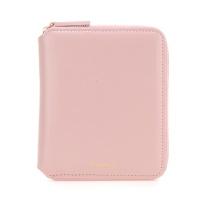 Fennec Multi Zipper Wallet 003 Light Pink