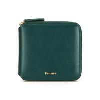 Fennec Zipper Wallet 028 Moss Green