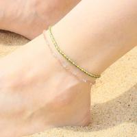 i_a7 - rose _ glaystone anklets